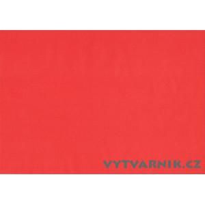 Pauzovací papír  A4 - červený