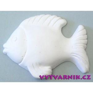Sádrový odlitek - ryba