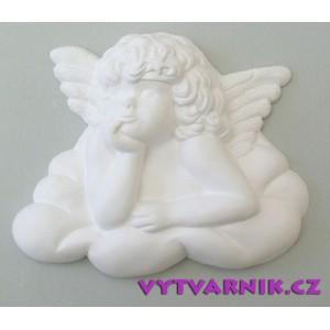 Sádrový odlitek - anděl
