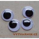 Oči kulaté - 14 mm
