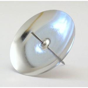 Bodec stříbrný - 52 mm