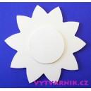 Překližkový květ 120 mm