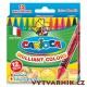 Sada voskovek Carioca  - 12 kusů