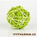 Lata ball 4 cm  - zelená