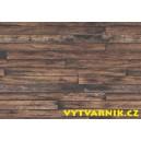 Fotokarton A4 - dřevěná podlaha