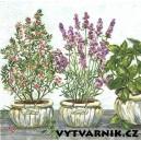 Ubrousek - bylinky