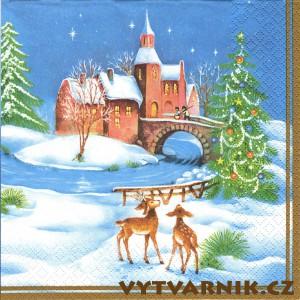 Ubrousek - Vánoce 14