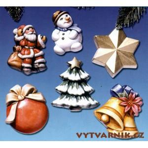 Formička Hobby Fun - Vánoce II