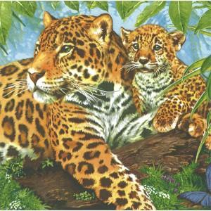 Ubrousek - leopardi