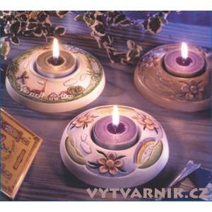 Formička na odlévání - Stojánek na svíčky IV