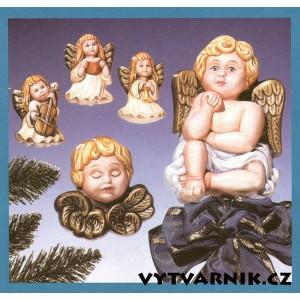 Formička na odlévání - Andělé