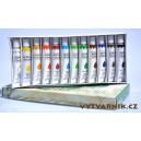 Sada akrylových barev C.Patrick - 12 kusů