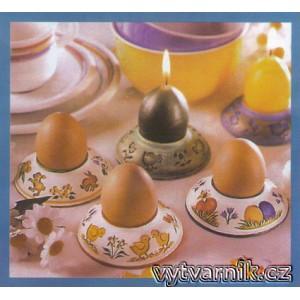 Formička na odlévání - Stojánek na vejce