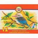 Trojhranné voskovky Koh-i-noor - 12 kusů