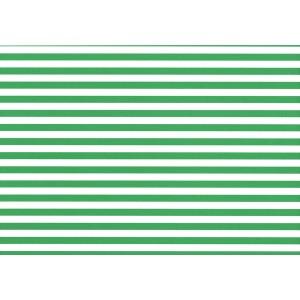 Fotokarton A4 - pruhy zelenobílé