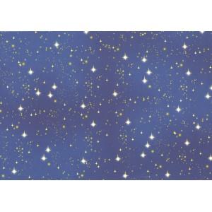 Fotokarton A4 - noční obloha