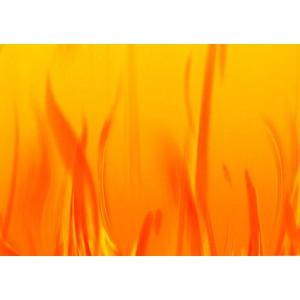 Fotokarton A4 - oheň