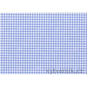 Fotokarton A4 - modré kostky