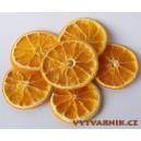 Sušené plátky pomeranče - 6 kusů