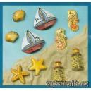 Formička na odlévání - Život na pobřeží