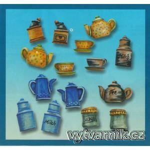 Formička na odlévání - Kuchyňské nádoby