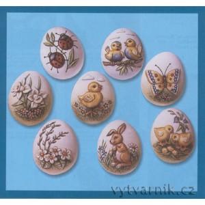 Formička na odlévání - 3D velikonoční vajíčka 1