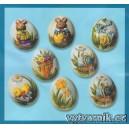 Formička na odlévání - 3D velikonoční vajíčka 2