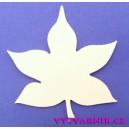 Překližkový javorový list 95 mm