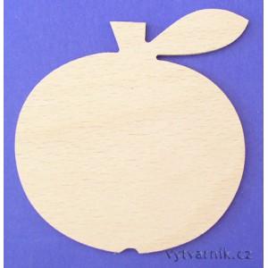 Překližkové jablko 90 mm