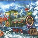 Ubrousek - Vánoce 3