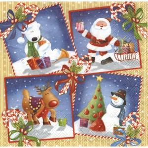 Ubrousek - Vánoce 5