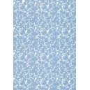 Pauzovací papír  A4 - orient modrý