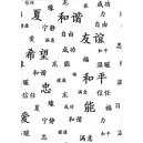 Pauzovací papír  A4 - čína bílá