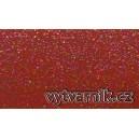 Barva Marabu Porcelain Effekte - červená glitrová