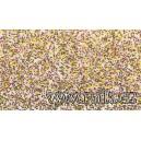 Barva Marabu Porcelain Effekte - zlatá glitrová