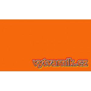 Barva Marabu Glas - oranžová