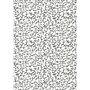 Pauzovací papír  A4 - černobílý ranken