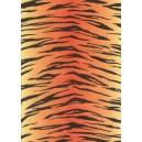 Pauzovací papír  A4 - tygr