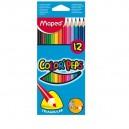 Pastelky Maped Color'Peps 12 kusů