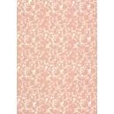 Pauzovací papír  A4 - orient růžový