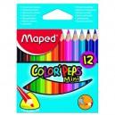 Pastelky Maped Color'Peps mini 12 kusů