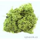 Lišejník zelený