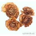 Cedrová růže - 4 kusy