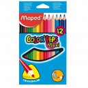 Pastelky Maped Color'Peps maxi 12 kusů