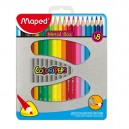 Pastelky Maped Color'Peps Metal Box 18 kusů